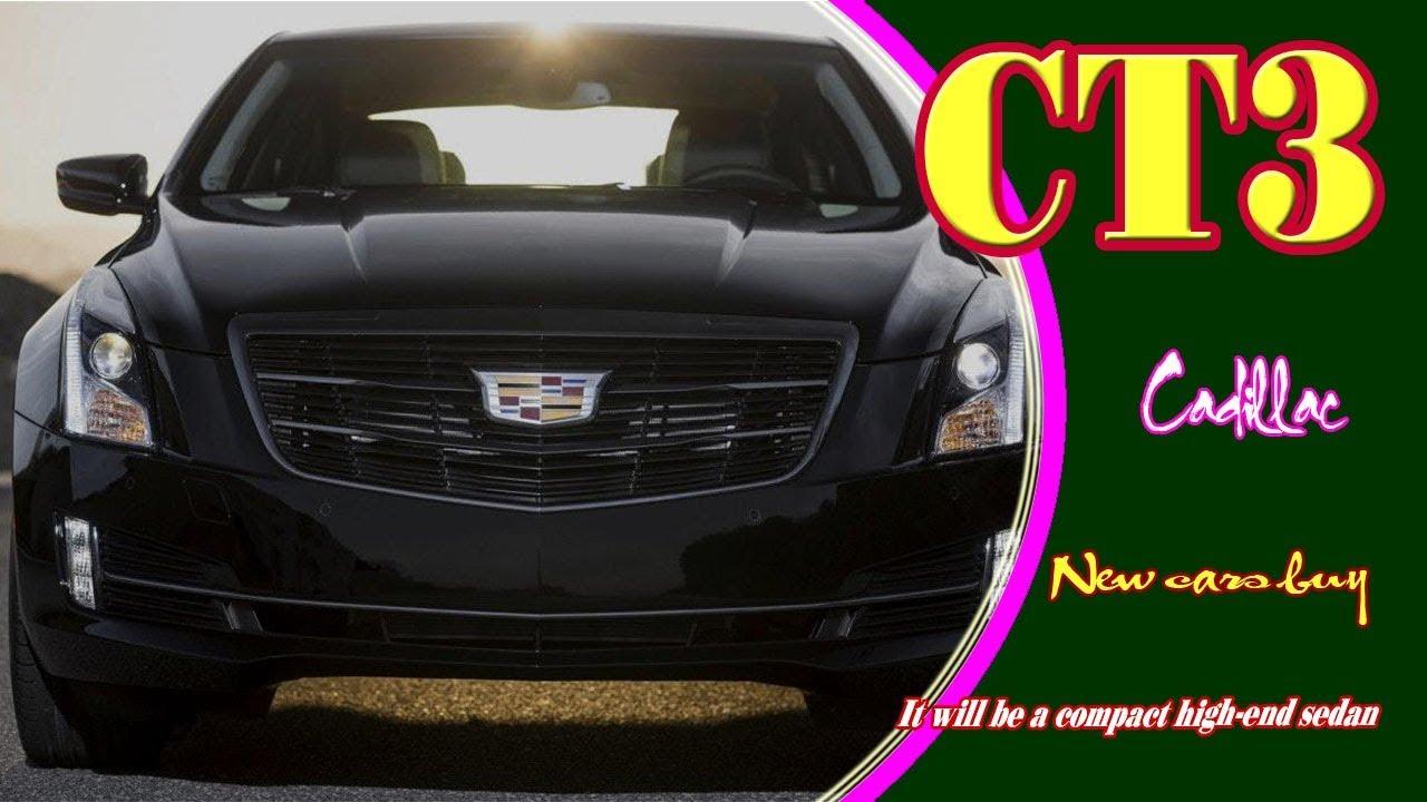 2019 Cadillac Ct3 Luxury Platinum New Cars