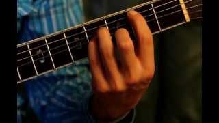★ Уроки гитары. Классный  гитарный бой .
