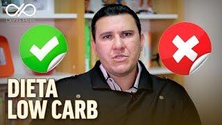 PRINCIPAIS erros na DIETA LOW CARB
