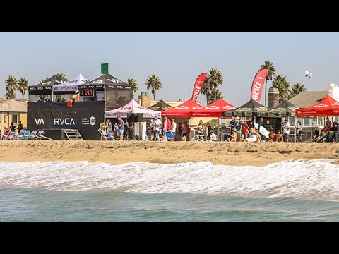 City of Newport Beach Surf Classic 2018 | RVCA Surf