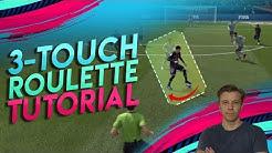 FIFA 19 TUTORIAL - Neuer Skillmove THREE TOUCH ROULETTE [deutsch] | Dribbling Tipps & Tricks