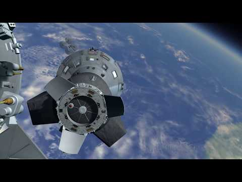 A Thaw in Space - Apollo-Soyuz Test Project (Kerbal Space Program/RSS/RO)