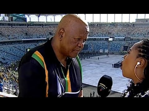 UPDATE: ANC launches its 2019 Election Manifesto - Jeff Radebe weighs in