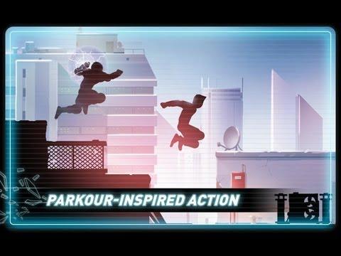 Игра про паркур - Vector на parkourgames.ru