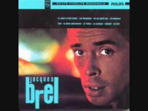 Jacques Brel - La colombe