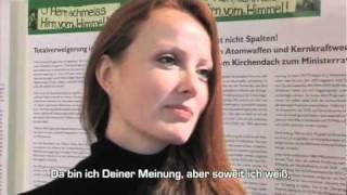 Elizabeth Kucinich über außerirdisches Leben