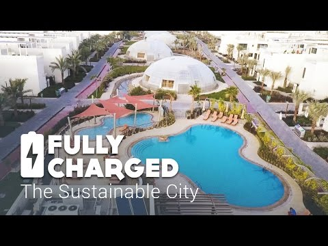 Sustainable City | Fully Charged