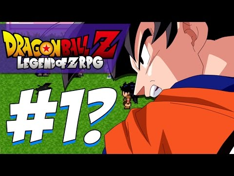 A Very DETAILED DBZ Fan Game?!   Dragon Ball Z: Legend Of Z RPG