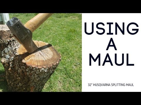 Husqvarna Splitting Maul