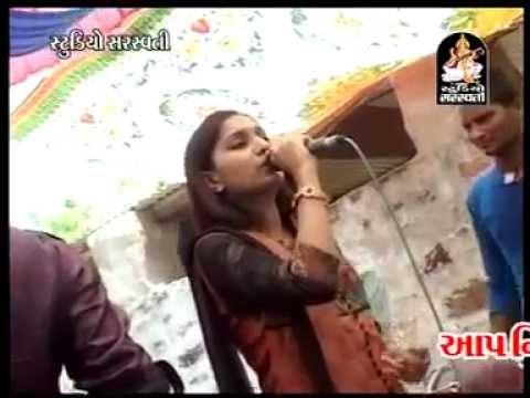Umesh barot abhita patel  KHAROI kutchh live 2