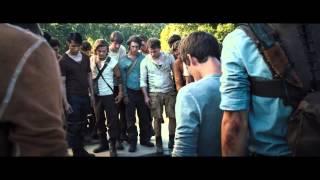 Официальный трейлер фильма «Бегущий по лабиринту»