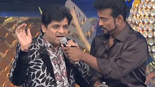SAC Vasanth Performs Magic with Ali in ETV @ 20 Years Celebrations - 9th August 2015