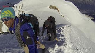 Ascent Mont Blanc FULL MOVIE Goûter route