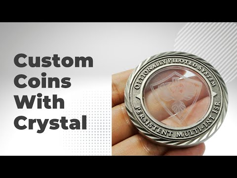 The Crystal Coin - A good coin can make forever commemorative