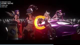 Intralism ~ K/DA - POP/STARS