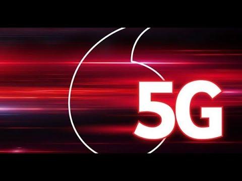 Vodafone 5G Speedtest da record