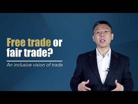 Opinion: Free trade or fair trade?