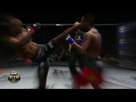 UFC Undisputed 3 (Демо) Первый взгляд PS3