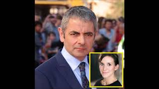 Rowan Atkinson's 33 year old girlfriend Louise Ford is giving birth