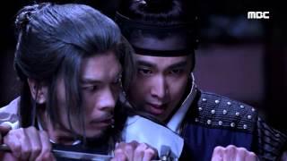Night Watchman's Journal MV - Moosuk(Jung Yunho) & Gisan(Kim Heungsu) : 야경꾼 일지  무석(정윤호) & 기산(김흥수)