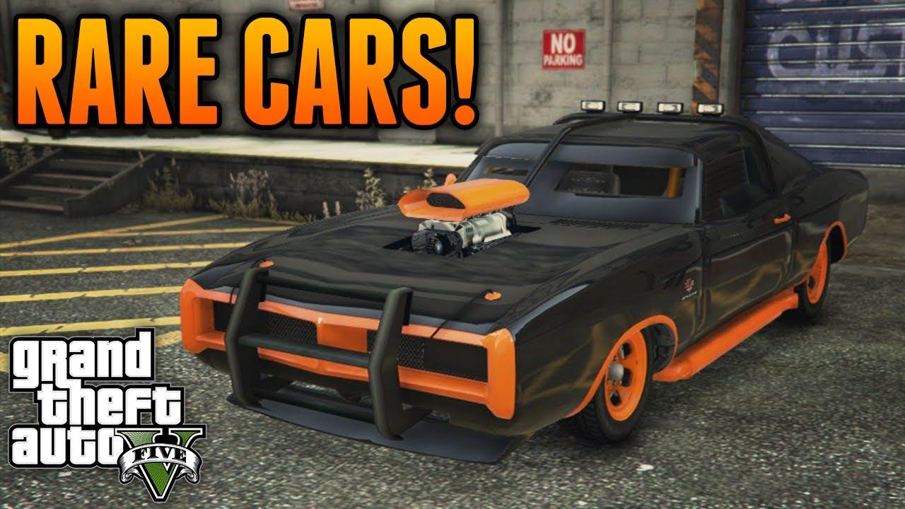 Gta 5 Rare Secret Vehicles Locations On Gta 5 Online Youtube