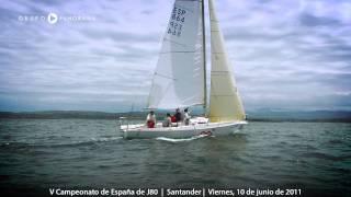 V Campeonato de España J80 - Santander - 11.06.10 - primera jornada regata