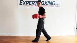 Совет по Боксу #4 - ПОДНИМАТЬ или ВРАЩАТЬ Пятки при Нанесении Ударов