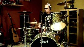 Ramones - California Sun - Drum Cover