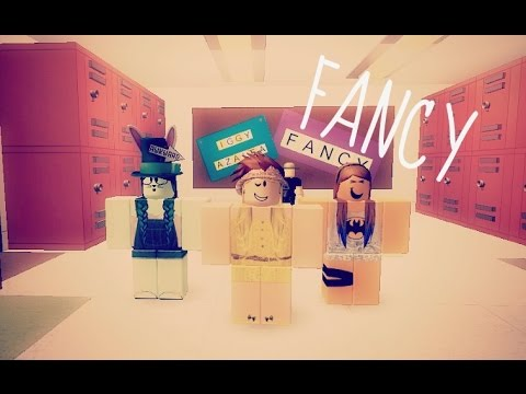 Fancy Roblox Music Video