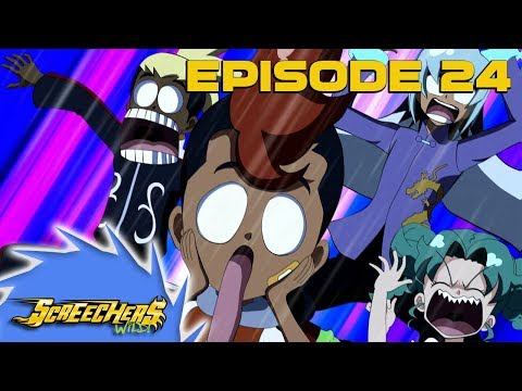 Screechers Wild! Season 1 Episode 24 | Close Encounters of the Screecher Kind | HD Full Episodes