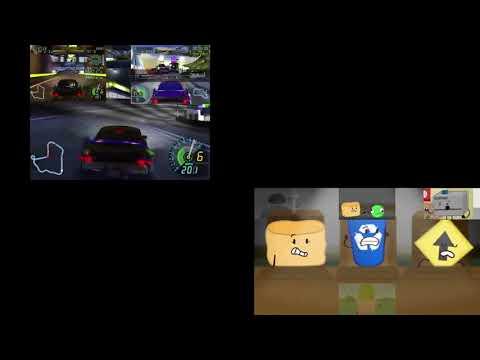 Final Drive Nitro Vs. Object Terror Has A Sparta Emerald Base Mix