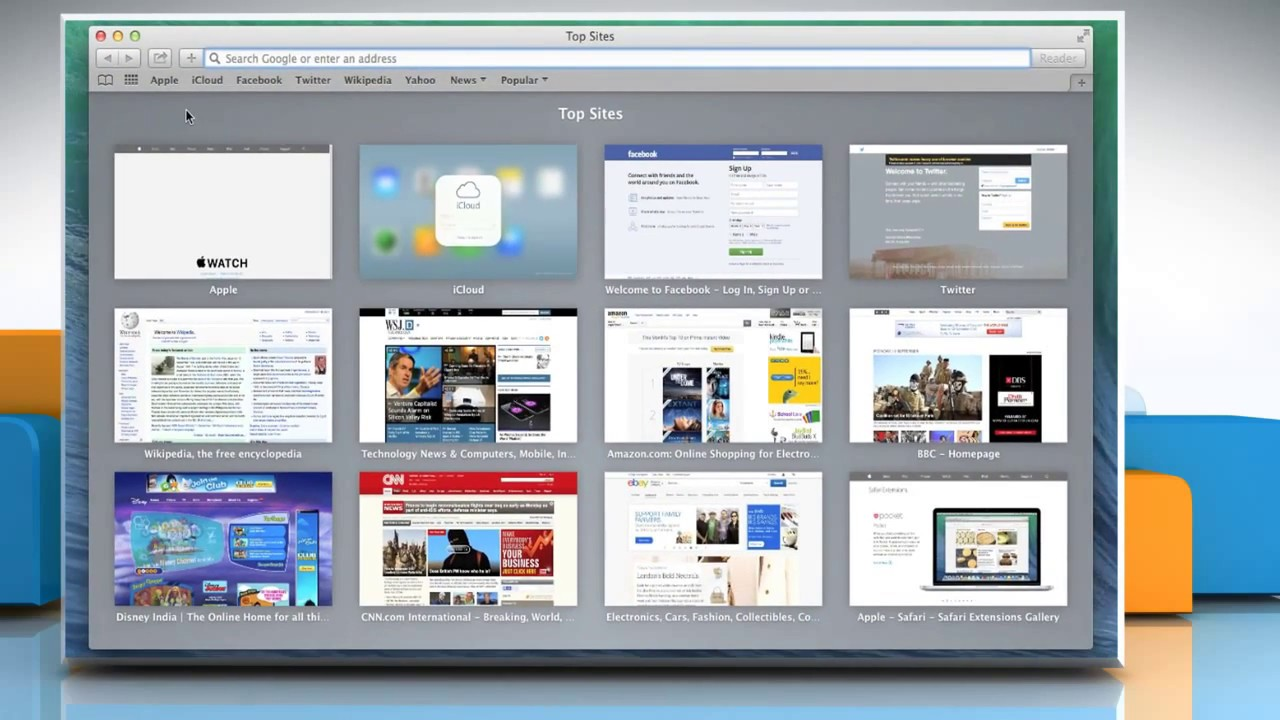How to turn on/off extensions in Safari on a Mac