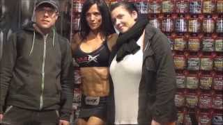 Women with muscle