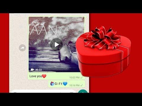 Gift promo