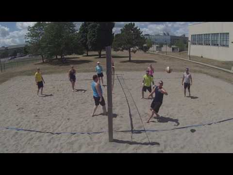 AUGUST 7TH-PICKUP BEACH VOLLEYBALL @ SLC #1