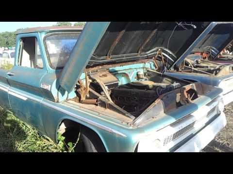 Lambrecht Chevys video 3 Trucks