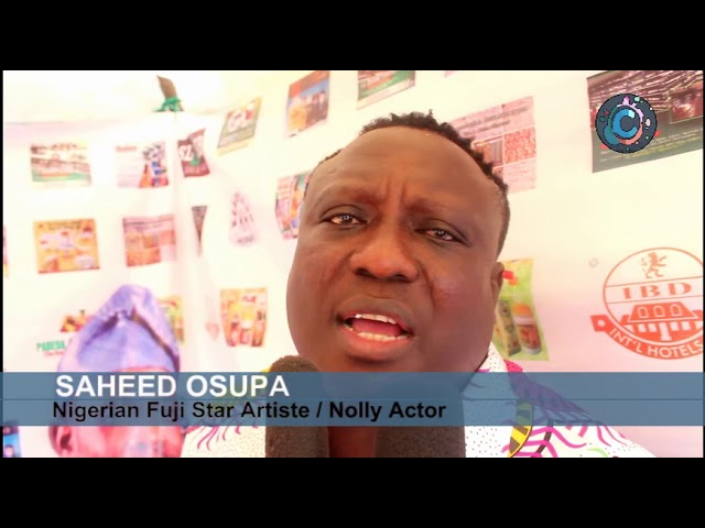 Saide Osupa talks about CK10 TV