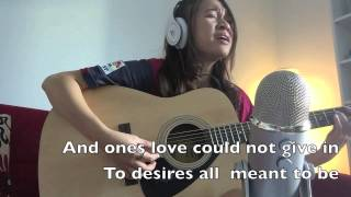 Ikaw na nga with English translation by Willie Revillame Acoustic Cover