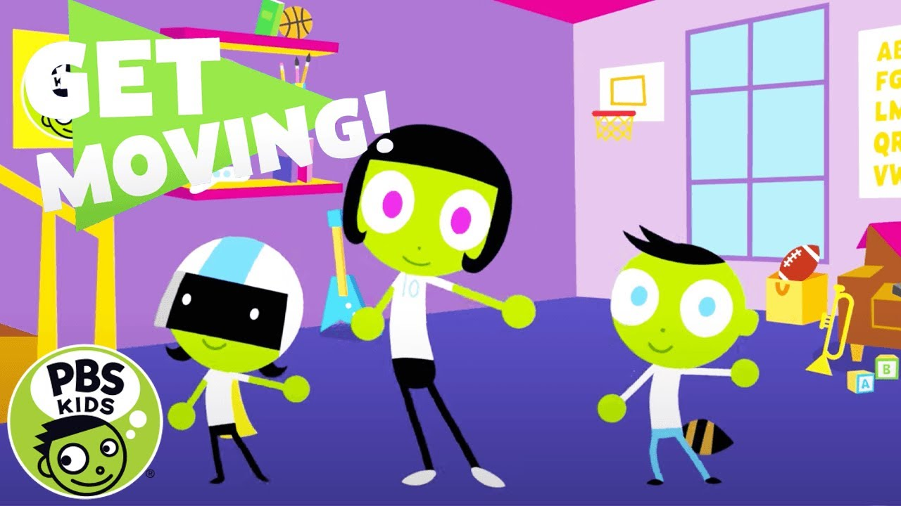 PBS KIDS: Get Moving! | Sports