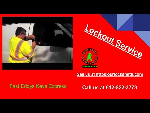 Best lockout service Minneapolis | Car - home - business