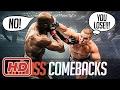 MMA TOP | Badass Comebacks in MMA