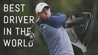 Best Driver of the Golf Ball Ever | Rory McIlroy and his M5