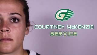 Core Values Series: Service featuring Courtney McKenzie