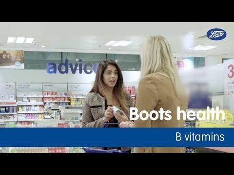 Boots Health | B Vitamins