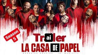 Money Heist -Season 5 | official Trailer 2021 Netflix | Part 5 concept | La casa de papel