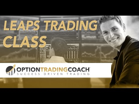 Trade leap options