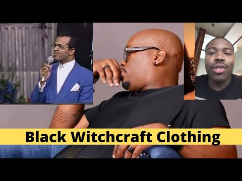 Prophet Brian Carn and Larry Reid Cult or Witchcraft clothing With Hoodevangelist