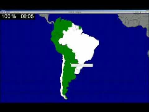 Wonderful D Jarl   Seterra South America Countries 10 Seconds   YouTube