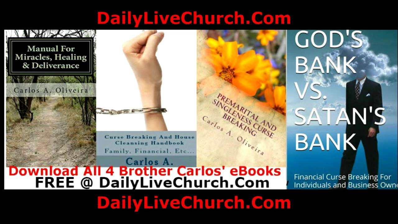 Free 4 christian ebooks by brother carlos oliveira limited time free 4 christian ebooks by brother carlos oliveira limited time offer fandeluxe Gallery