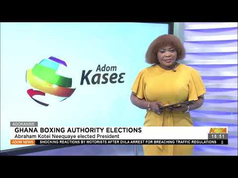 Agokansie - Adom TV News (22-7-21)